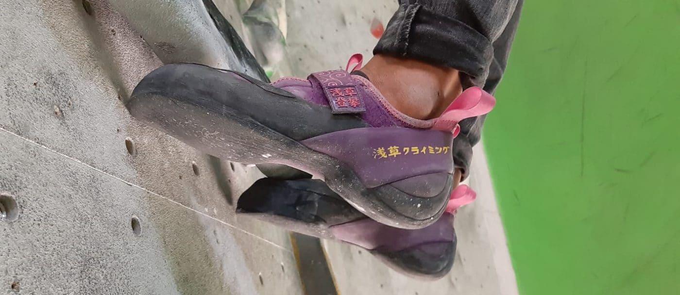 Asakusa Tsurugi Climbing Shoe