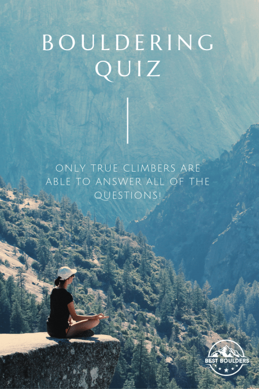Quiz: Only true climbers can answer all questions