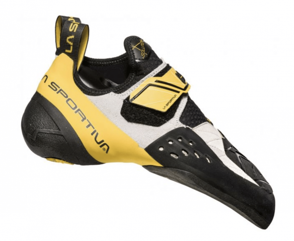 The 2018 version of the La Sportiva - Solution