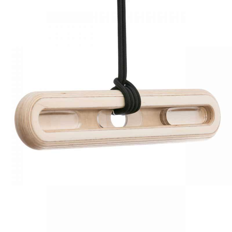 The Fingerschinder Mini Hangboard for climbers
