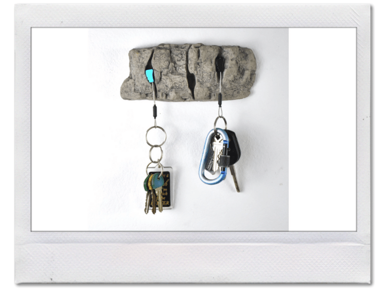 Triple Keyholder for climbers by bestboulders
