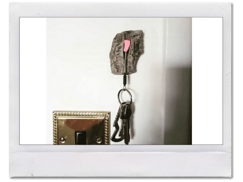 Single Keyholder for climbers by bestboulders